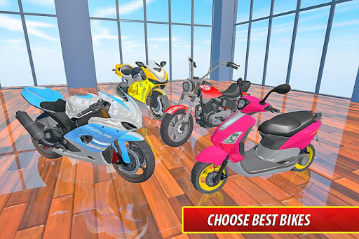 Moto Bike Pizza Delivery u2013 Girl Food Game 1.0 screenshots 15