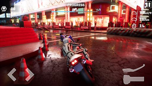 Street Moto: Speed Race screenshots 3