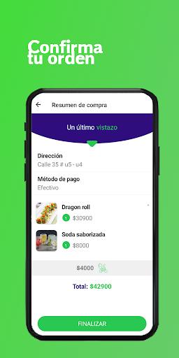 Wokhy - Comida a domicilio 1.5.3 screenshots 4