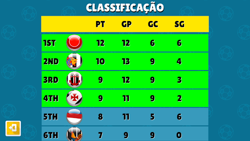 Royal Table Soccer: The Best Button Game 40006 screenshots 5