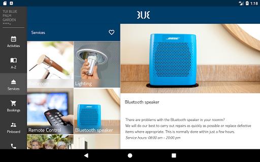 BLUE App 3.21.0 Screenshots 7