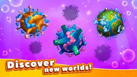 Tap Tap Monsters: Evolution Clicker MOD APK 1.7.9 (Unlimited Gold) 3