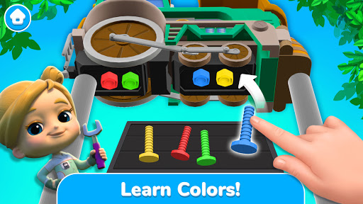 Mighty Express - Play & Learn with Train Friends android2mod screenshots 3