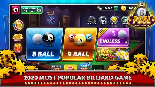 8 Ball & 9 Ball : Free Online Pool Game 1.3.1 screenshots 5