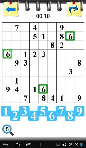 Sudoku Master  screenshots 6