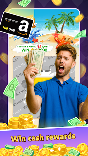 Lucky Party - Scratch to win  Screenshots 1