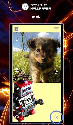 GIF Live Wallpaper 2.53.60 Screenshots 8