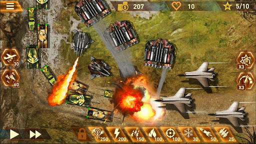 Protect & Defense: Tower Zone 1.3.9 Screenshots 15