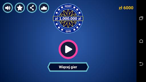 milionerzy po polsku 2021 : trivia brain quiz screenshot 1