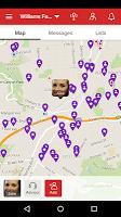 screenshot of Sex Offender Search