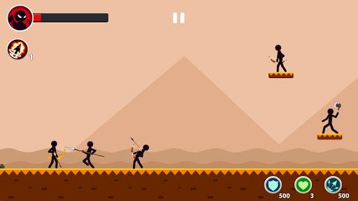Stickman Archery Master - Archer Puzzle Warrior 1.0.3 screenshots 3