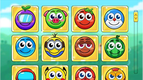 Red Bounce Ball Heroes 1.22 screenshots 15