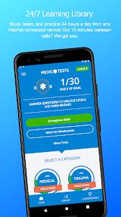 MedicTests 2021 EMS Education