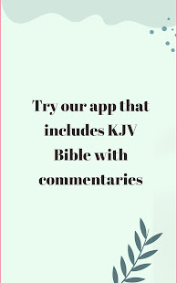 Study Bible with explanation 1.0 Screenshots 7