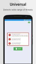 Antivirus Android screenshot thumbnail