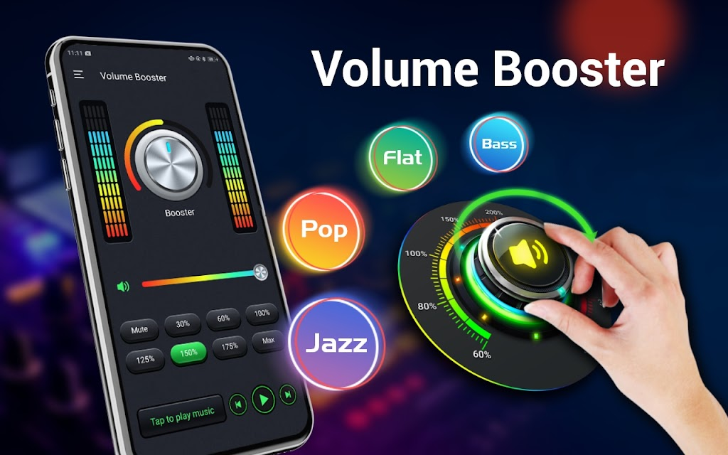 Super Volume Booster - Speaker & Sound Booster poster 9