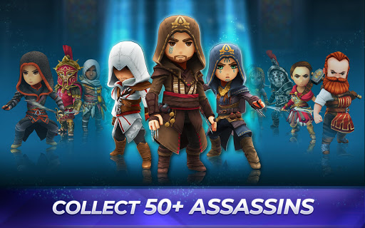 Assassin's Creed Rebellion: Adventure RPG 3.0.0 screenshots 9