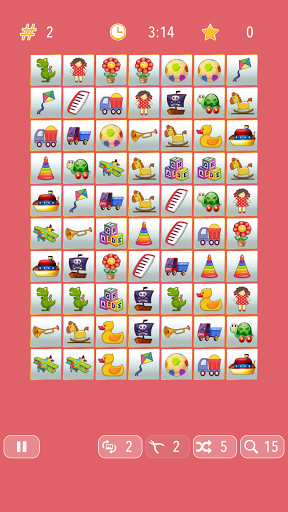 Onnect - Pair Matching Puzzle Apkfinish screenshots 7