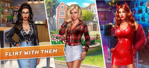College Love Game  screenshots 14