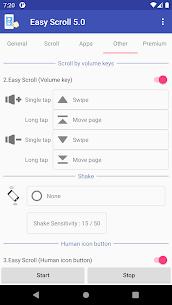 Easy Scroll – Automatic scrolling Premium MOD APK 5