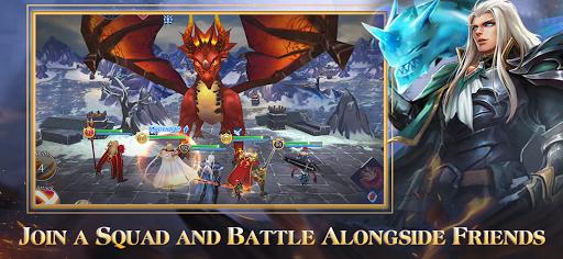 Hero Legends: Summoners Glory  screenshots 23