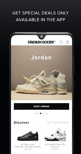 stadium goods screenshot 2