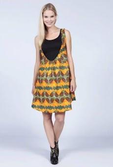 アンカラのファッションドレスのおすすめ画像4