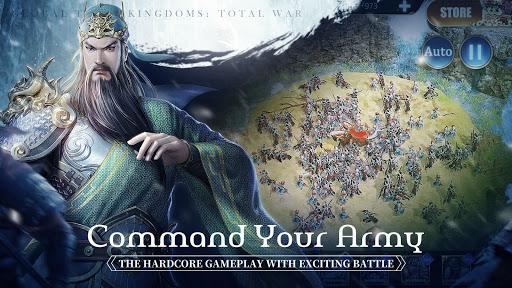 Three Kingdoms: Heroes Saga  screenshots 2