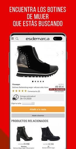 Esdemarca.com - eCommerce de Moda, Ropa y Calzado 2.0.3 screenshots 5