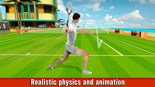 World of Tennis: Roaring '20s — online sports game APK MOD Download 1