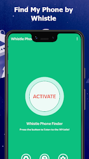 Find My Phone by Whistle - Where is my phone?