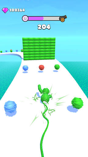 Rope-Man Run apkdebit screenshots 3