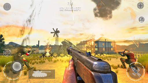 World War Survival Heroes:WW2 FPS Shooting Games 3.1.1 screenshots 2