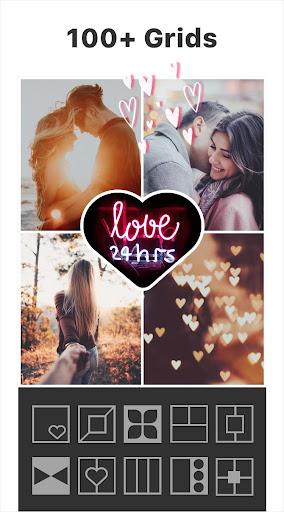 Photo Collage Maker - Photo Collage & Grid apktram screenshots 1