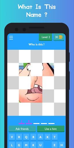 Budh and badri puzzle Quiz For bandbudh aur budbak 8.7.3z screenshots 3