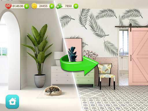 Dream Home: Design & Makeover android2mod screenshots 9