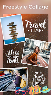 Photo Collage & Grid, Pic Collage Maker-Quick Grid 6.0.3 Screenshots 4