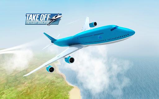 Take Off Flight Simulator 1.0.42 screenshots 24