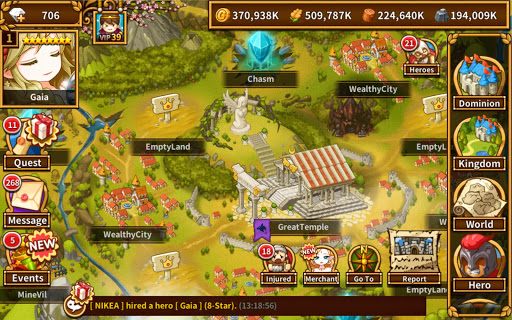 Gods' Quest : The Shifters 1.0.20 screenshots 15