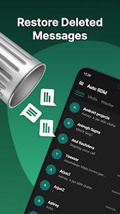 Auto RDM Premium Apk- Recover Deleted Messages (Mod/Premium Unlocked) 3