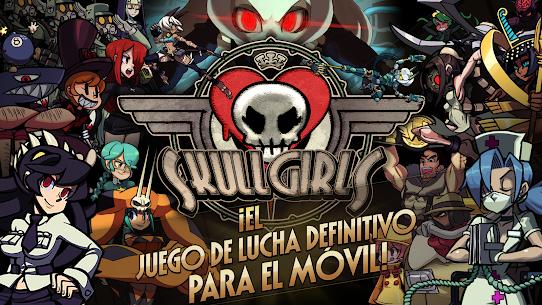 Skullgirls: RPG de Lucha 1