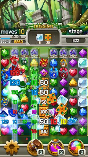 Jewels El Dorado 2.9.2 screenshots 1