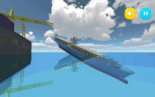Atlantic Virtual Line Ships Sim 5.0.3 screenshots 18