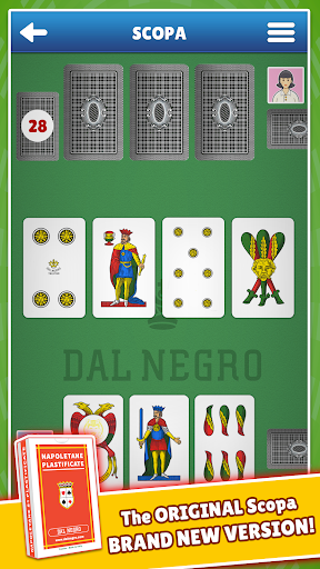 Scopa Dal Negro  screenshots 1