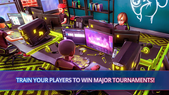 Esports Life Tycoon | Manage your esports team apk