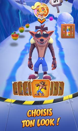 Code Triche Crash Bandicoot: On the Run! APK MOD (Astuce) screenshots 4