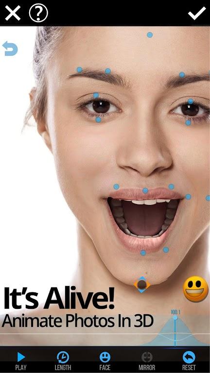 Mug Life - 3D Face Animator  poster 1