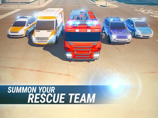 EMERGENCY HQ - free rescue strategy game 1.6.01 Screenshots 7