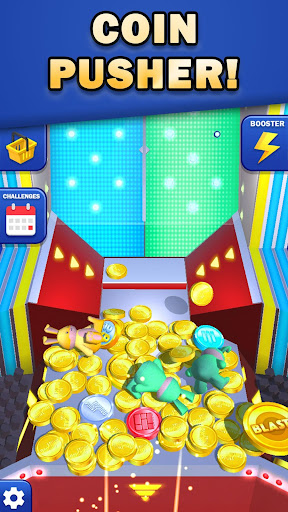 Tipping Point Blast! - Lucky Coin Pusher apkmartins screenshots 1