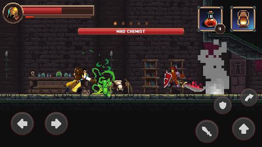 Mortal Crusade: Platformer with Knight Adventure Knight Adventure screenshots 11